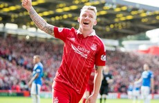 Ireland winger Hayes commits to Aberdeen after failed bids from Championship club