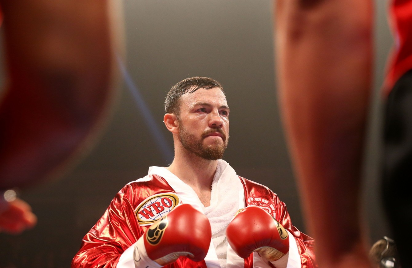Paddy\'s weekend in New York just got bigger - Andy Lee added to ...