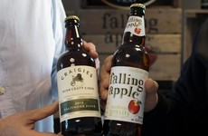 One of Ireland's top craft brewers has snapped up a rival cider brand