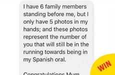 This Leaving Cert student channeled ANTM to decide which siblings would be included in her Spanish oral