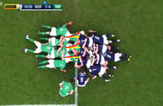 Analysis: Ireland's scrum dominance bodes well for trip to Rome