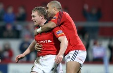 As it happened: Munster v Treviso
