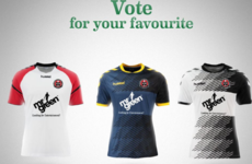 You decide! Fans to vote on Bohs' away jersey for 2017