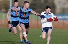 Paul Mannion points the way as UCD wallop 13-man University of Ulster