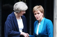 Scotland now split on independence; May says no need for second referendum