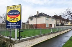 Council-built house that was vacant for 10 years goes up for sale (for €200,000 less than it cost to build)