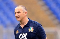 Sergio Parisse fit as O'Shea changes 4 for Ireland