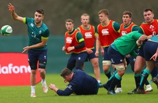 'Angry' Irish players eager to make amends, says Murray