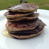 The42's recipe book: Banana pancakes with cranberries