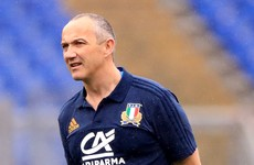 'People might laugh, but in a few years we'll be a very good team' -- Conor O'Shea