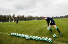We'll Leave It There So: Schmidt names team, Ireland drop in Fifa rankings and today's sport