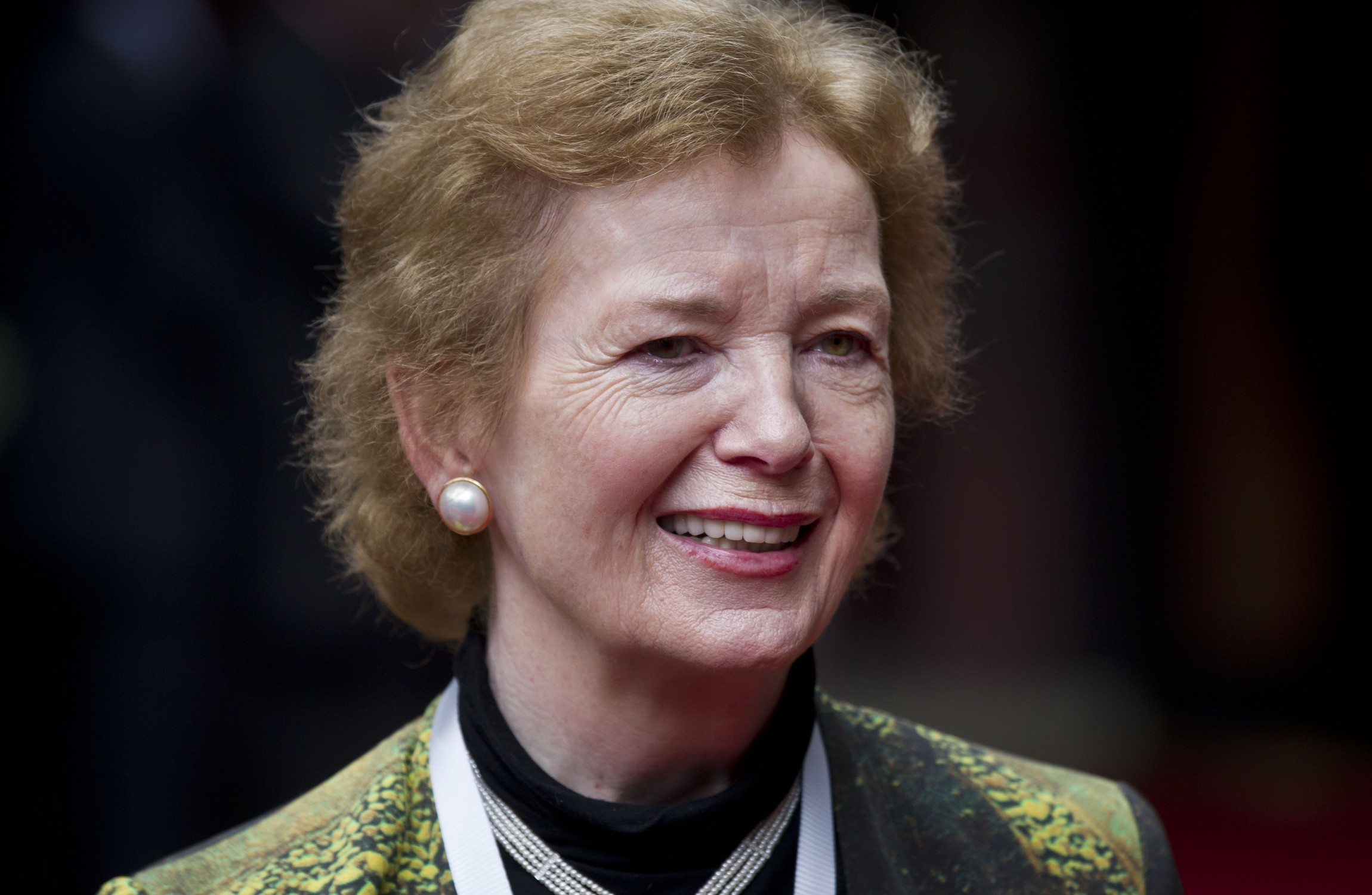 Mary Robinson · TheJournal