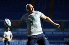 'Ireland don't think we're fit enough for 80 minutes' - Italy's Parisse