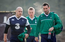 Richardt Strauss to captain Leinster for the first time as Dave Kearney returns