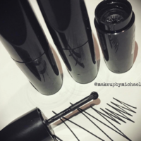 Mac is bringing out a new liquid eyeliner that rolls on like a pizza cutter