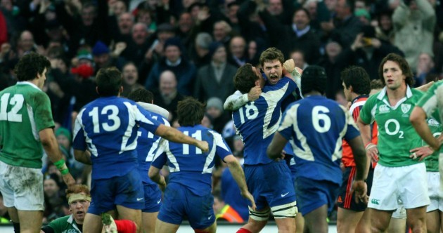 10 years on from 'manic aggression': Behind the dressing room door on rugby's Croke Park debut