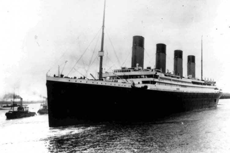 an analysis of retrospect which was blamed for the sinking of the titanic Titanic - nearer my god to thee (full version) angie ng loading unsubscribe from angie ng cancel unsubscribe working subscribe subscribed.
