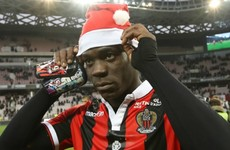 'Balotelli lets his head go down too easily'