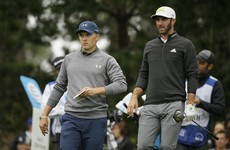 Spieth grabs clubhouse lead at weather-delayed Pebble Beach
