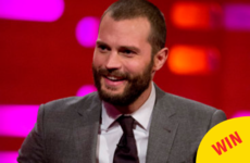 Jamie Dornan did the Ryanair landing tune during Fifty Shades sex scenes
