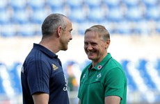 Ireland positive on Henshaw and Kearney injuries as Best recovers from gut ache