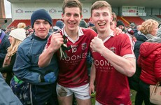 Treble All-Ireland dream alive as ever for Slaughtneil as footballers stun Vincent's