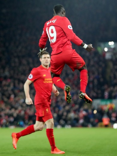 The Main Mané: Sadio's Spurs double gives Liverpool first league win of 2017