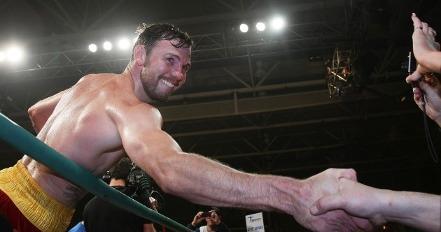 Resolution: Andy Lee lines up 'Chocolate' as he eyes big 2012