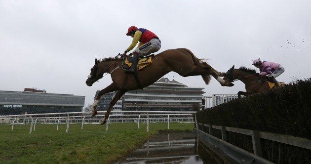 Could Native River beat Thistlecrack? He did his Gold Cup chances no harm today