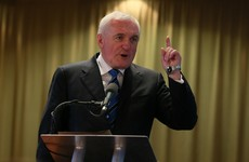 Bertie Ahern says Theresa May's Brexit strategy is putting peace in the North at risk