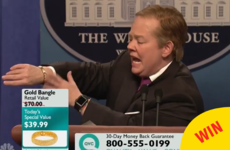 Melissa McCarthy's latest turn as Sean Spicer on SNL is the best yet