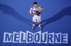 Aces high: Djokovic and Wozniacki named as top seeds for Australian Open