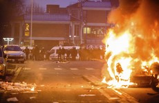 Violence at French protest over alleged police truncheon rape