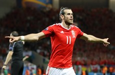 Boost for Wales ahead of Ireland showdown as Bale returns to training early