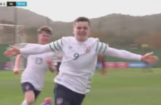 Ireland U19s striker scores cracking individual goal in win over Portugal