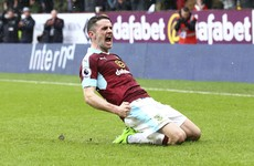 Magical Brady strike earns Burnley a point against leaders Chelsea