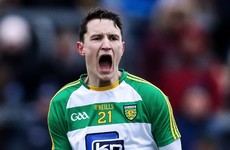 Eoin McHugh the hero as his last-gasp point edges Donegal past Roscommon