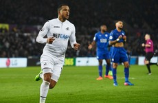 Relegation worries deepen for champions Leicester with defeat to resurgent Swansea