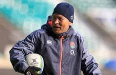 Eddie Jones reveals Jose Mourinho's fitness guru has helped England's unbeaten run