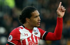 'I asked about Van Dijk but Liverpool said no'