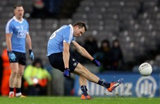 'It was like a tennis game at times': Rock on facing Tyrone