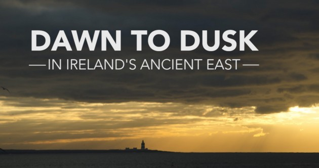 Dawn to dusk: This timelapse captures stunning views along Ireland's Ancient East