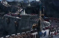 Watch the trailer for The Great Wall now