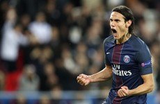 Zlatan's departure has led to Edinson Cavani enjoying prolific leading man status again