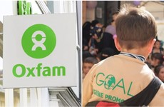 Two leading charities, Oxfam Ireland and GOAL, enter into merger negotiations