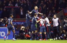 Birthday boy Di Maria stars as brilliant PSG thrash Barcelona