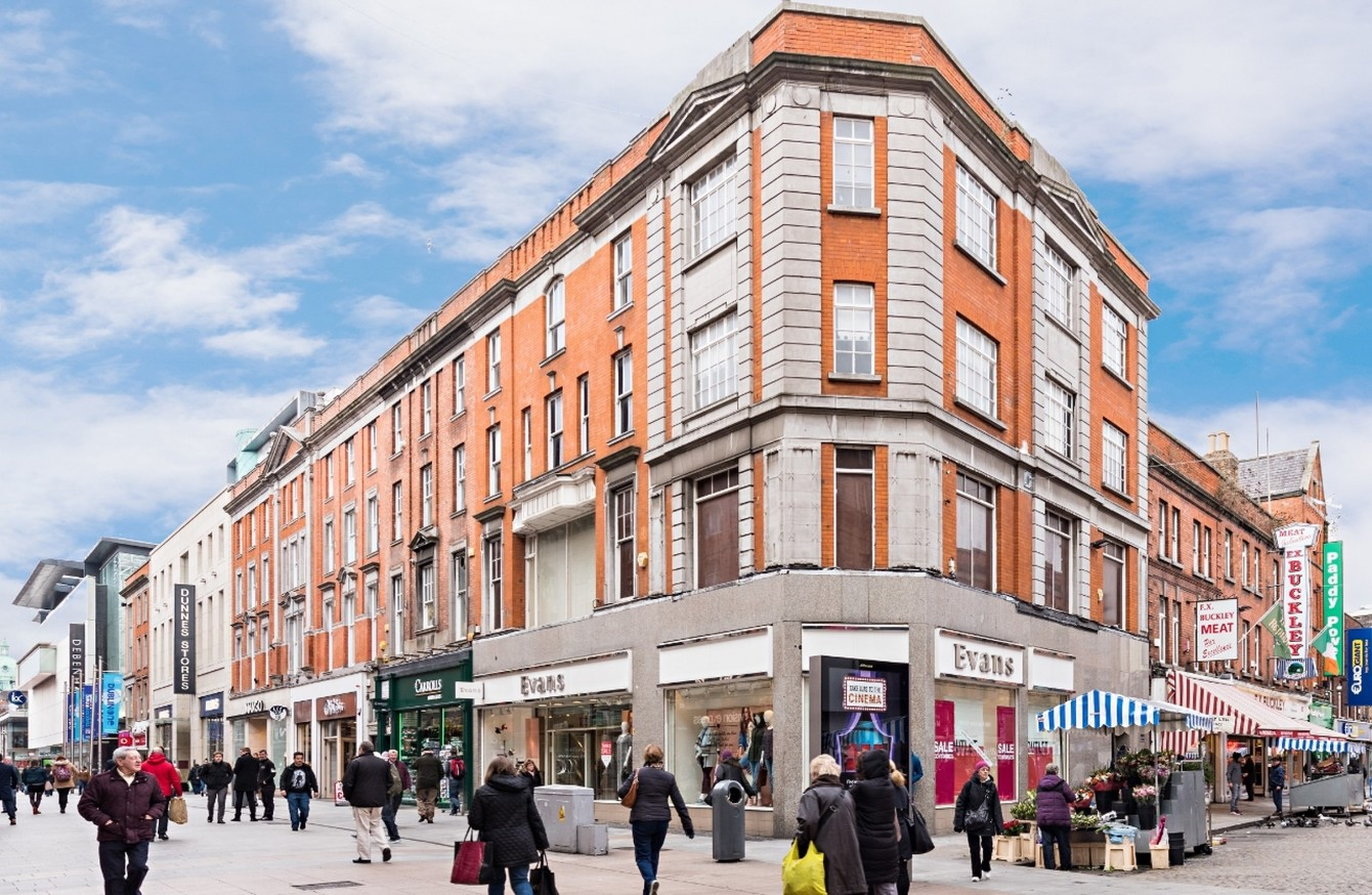 43 Henry This Henry Street Building Could Be Yours For Eur18 Million