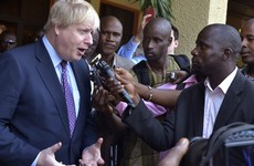 Boris Johnson is only delighted the Gambia wants back into the British Commonwealth