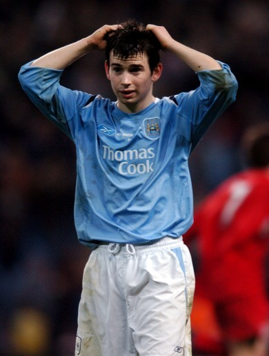 Manchester City was 'the right club at the wrong time' for Dubliner Karl Moore