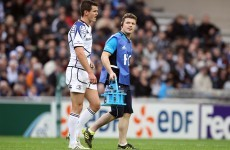 Comeback trail: O'Driscoll's recovery going 'really well'